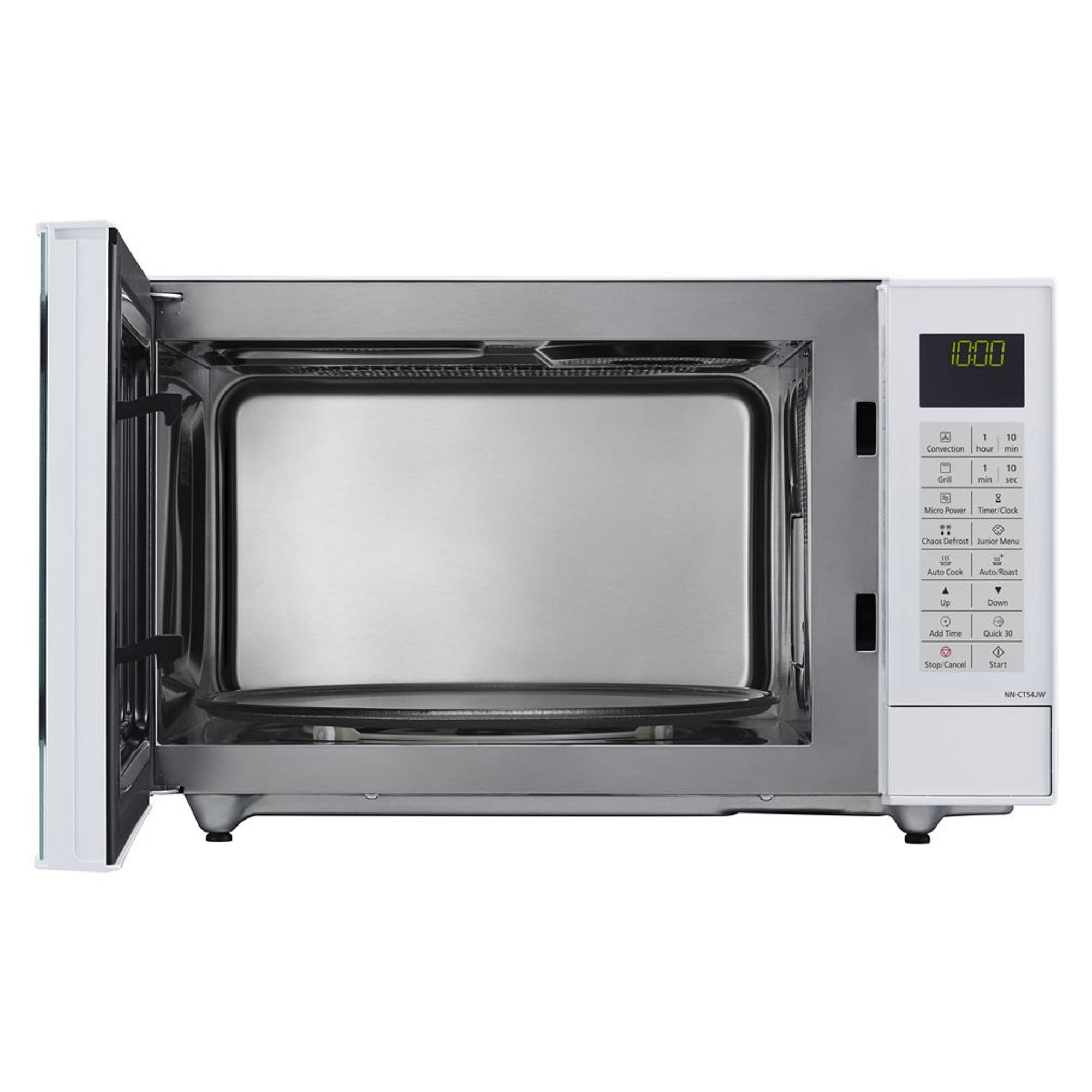 Panasonic NNCT54JWBPQ 1000W Combination Microwave
