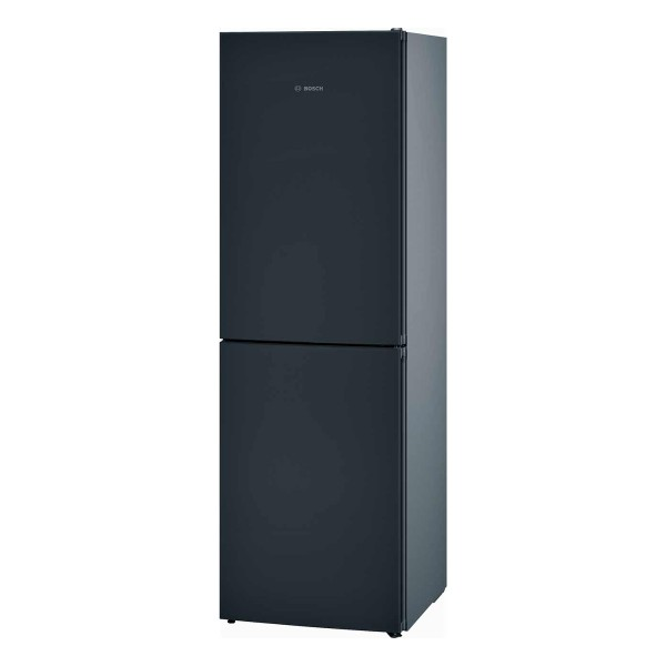 Compare cheap offers & prices of Bosch KGN34VB35G 50/50 Frost Free Fridge Freezer with Energy Rating in Black with Grey Siding manufactured by Bosch