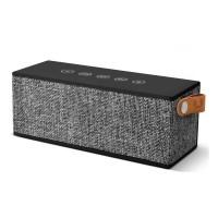 1RB3000CC Rockbox Brick Fabriq Bluetooth Speaker in Concrete Grey