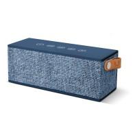 1RB3000IN Brick Fabriq Bluetooth Speaker in Indigo