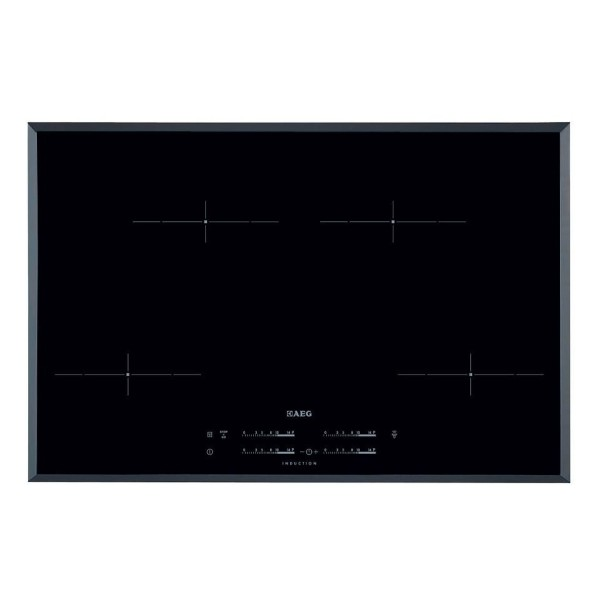 Compare cheap offers & prices of AEG HK854401FB Built-In Electric Induction Hob with 4 Cooking Zones and Touch Controls manufactured by AEG