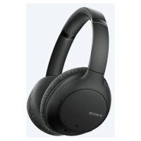 Image of SONY WH-CH710N Wireless Bluetooth Noise-Cancelling Headphones - Black