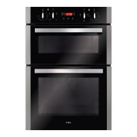 DC940SS 35L Built-In Electric Double Oven