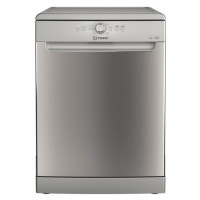 Indesit DFE1B19XUK Standard Dishwasher - Stainless Steel - A+ Rated