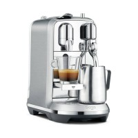 Nespresso by Sage Creatista Plus BNE800BSS Nespresso in Stainless Steel