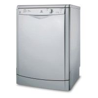 Indesit DFG15B1S Dishwasher - Silver