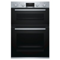 Serie 6 MBA5575S0B Electric Built-In Double Oven
