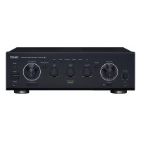 AR630 100w Stereo HI-FI Amplifier with 7 Inputs in Black