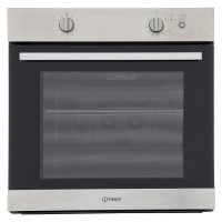 INDESIT IGW620IXUK 66 Litre Gas Built-in Single Oven - Stainless Steel