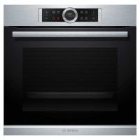 Serie 8 HBG674BS1B Built-In Electric Single Oven