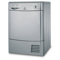 Indesit Tumble Dryer Eco Time IDC8T3BS 8 kg Condenser  - Silver, Silver