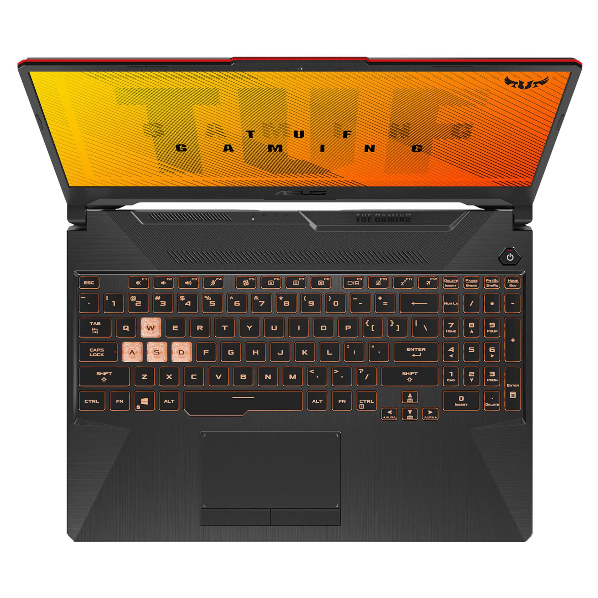 ASUS FX506LI-HN012T 15.6 TUF Gaming F15 NVIDIA GTX 1650TI 8GB Gaming Laptop