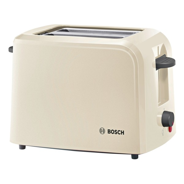 Compare cheap offers & prices of Bosch TAT3A0175G 2 Slice Toaster in Cream with 980W Power manufactured by Bosch