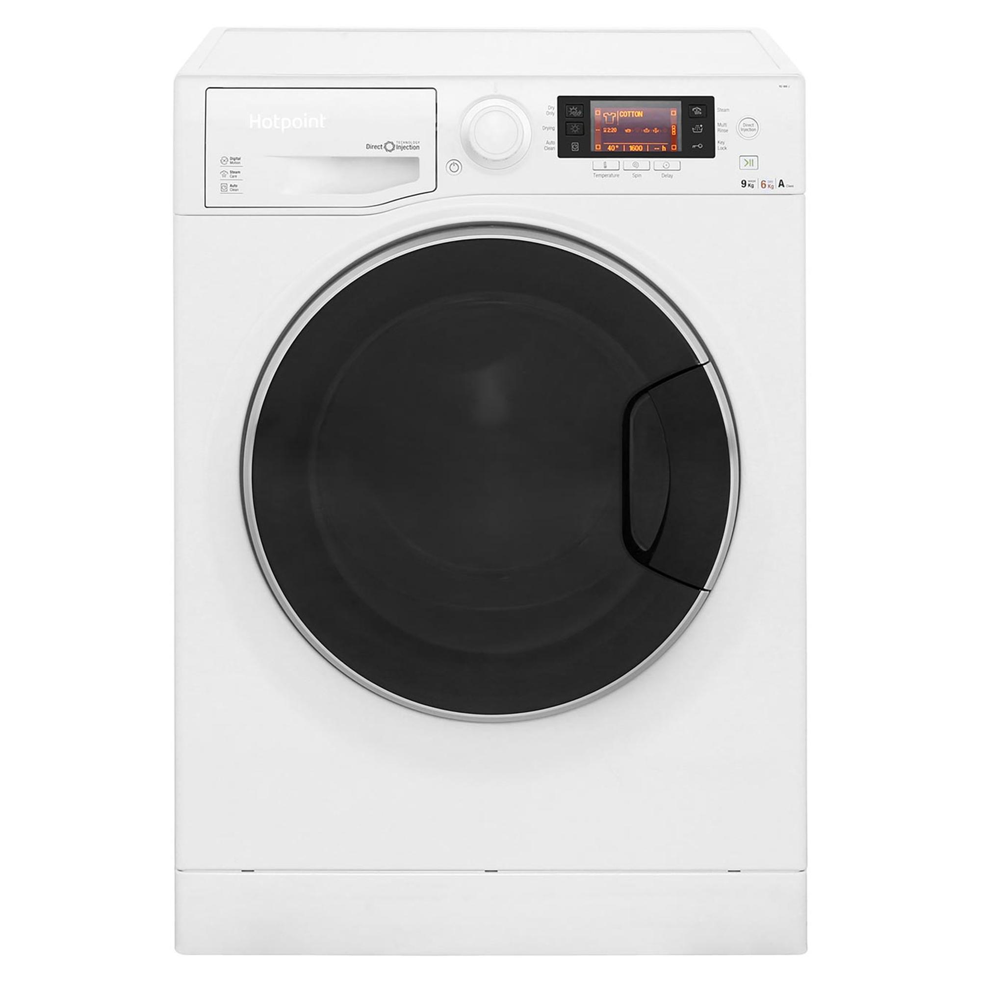 Hotpoint Rd966jduk Ultima S Line 9kg 6kg Washer Dryer Hughes