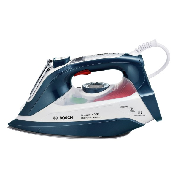 Compare cheap offers & prices of Bosch TDI9010GB Motorsteam Steam Generator Iron with 2800W Power and 400ML Water Tank Capacity manufactured by Bosch