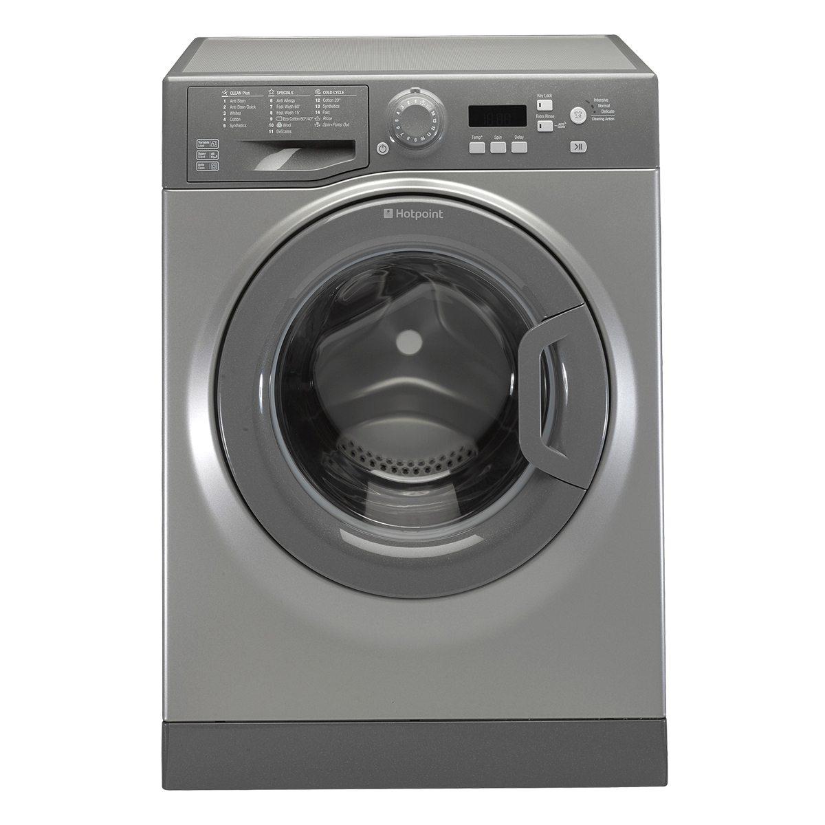 Hotpoint Wmbf742g 7kg 1400rpm Washing Machine Hughes
