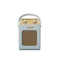 Revival Mini DAB/DAB+/FM Radio with Headphone Port in Duck Egg Blue