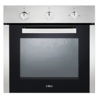 SG120SS 54L Single Built-In Gas Oven