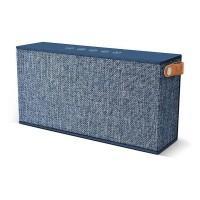 1RB5000IN Rockbox Chunk Fabriq Bluetooth Speaker in Indigo Blue