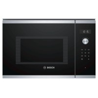 Serie 6 BFL554MS0B 25L 900W Built-In Microwave