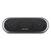 SRSXB20B Portable Wireless Bluetooth Speaker with NFC Pairing in Black