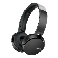 MDRXB650BTB Extra Bass Bluetooth over Ear Headphones Black