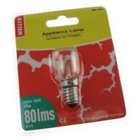 WEL4581 15 Watts SES Pygmy Appliance Lamp Single Bulb
