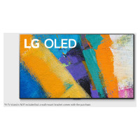 OLED77GX6LA 77 Smart 4K Ultra HD HDR OLED TV with Alexa and Google Assistant