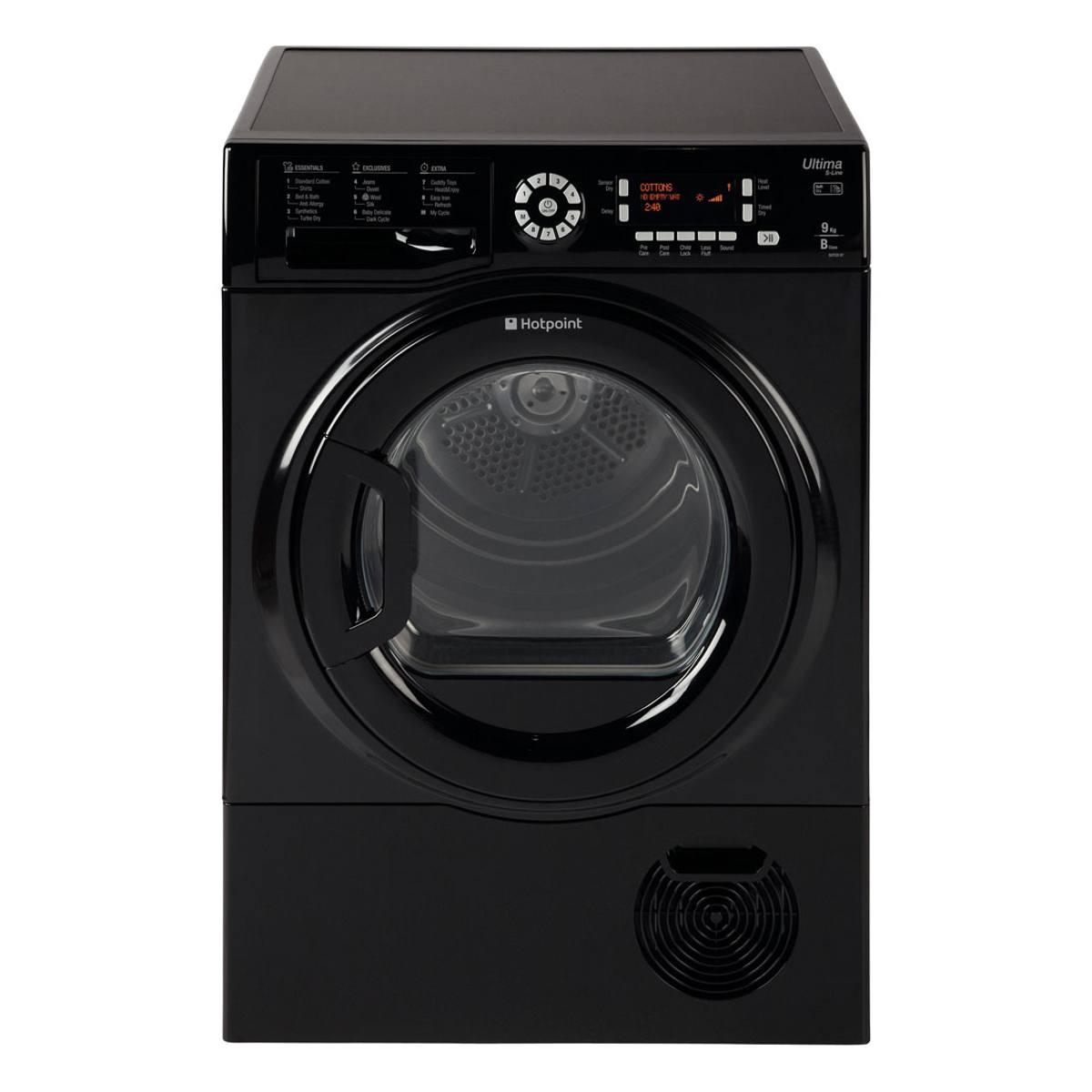Hotpoint Ultima S Line Sutcd97b6km Condenser Dryer Hughes