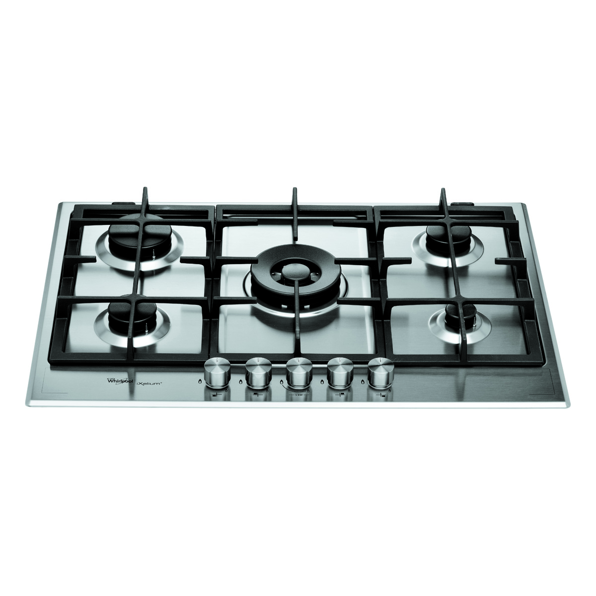 Kitchen Hob Whirlpool Norway ~ Whirlpool gmf ixl fusion built in gas hob stainless