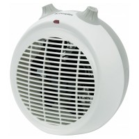 DXUF20TN 2kW Upright Electric Fan Heater - White