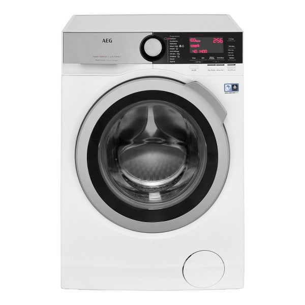Compare cheap offers & prices of AEG L7FEC146R Freestanding Washing Machine with 10Kg Load Capacity and 1400RPM Spin Speed manufactured by AEG