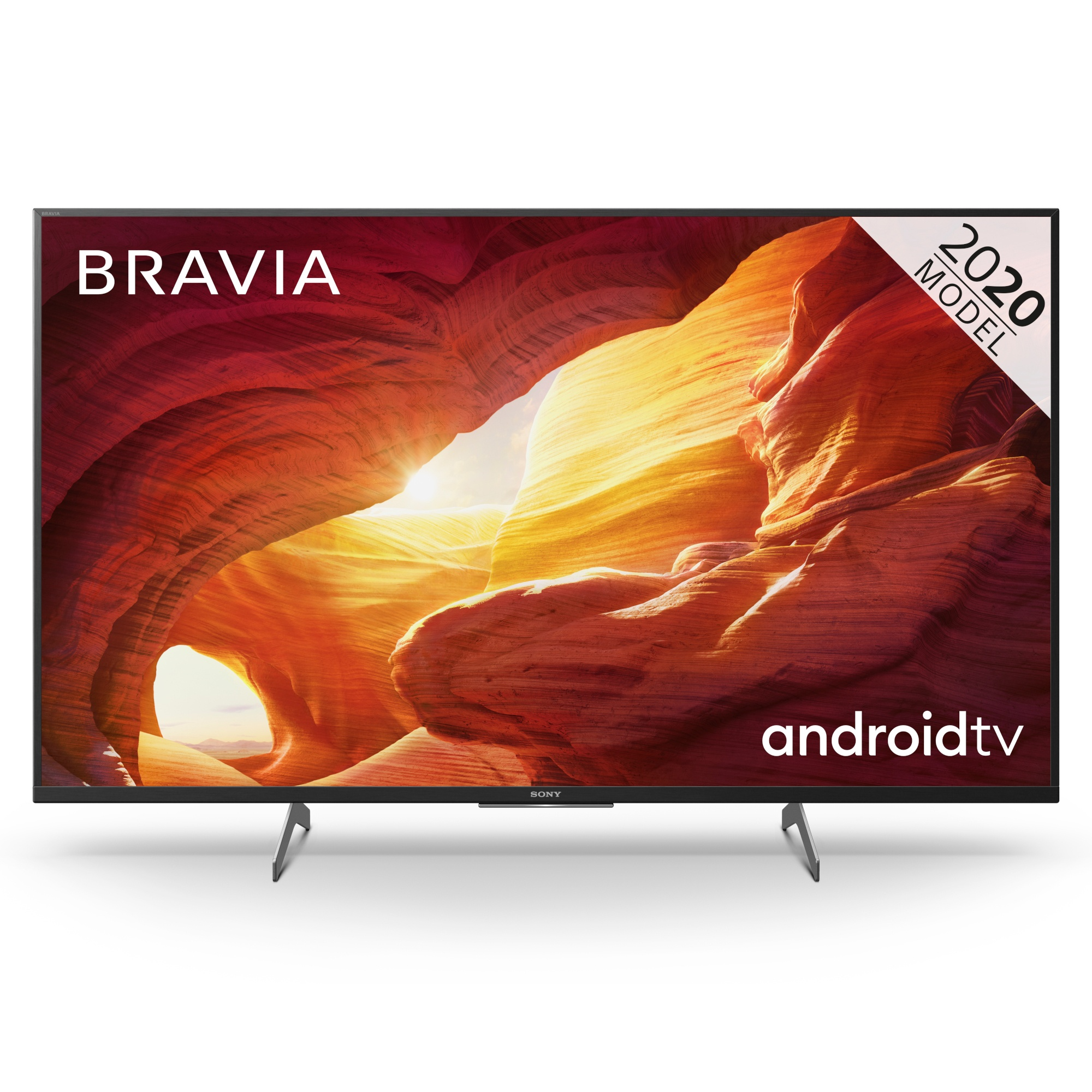 "Sony Bravia KD49XH8505BU 49"" LED 4K HDR Android TV"
