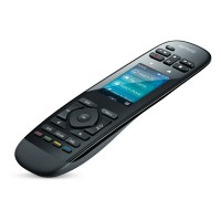 ULTIMATE -ONE Remote control in Black with touch screen