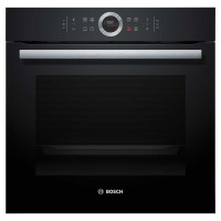 Serie 8 HBG634BB1B Built-In Electric Single Oven