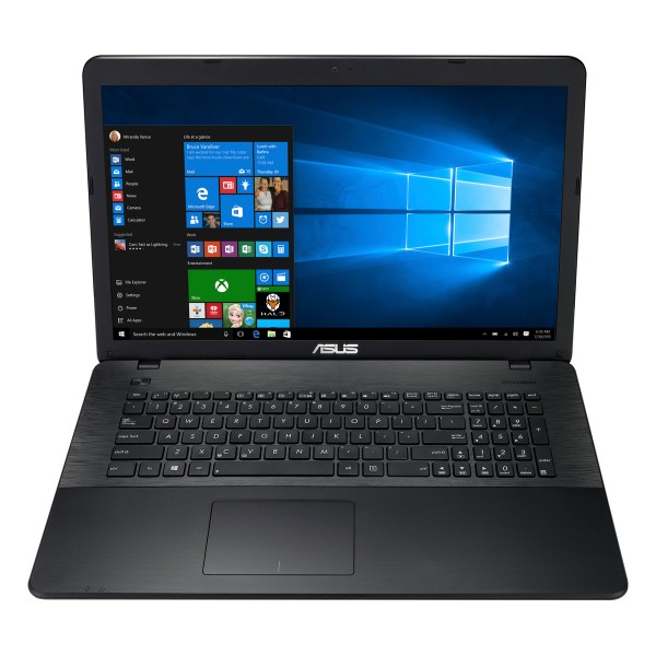 Compare cheap offers & prices of ASUS X751NA-TY006T 17.3 Inch Laptop with Intel Celeron N3350 8GB RAM and 1TB HDD manufactured by Asus