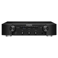 PM6007 2-Channel Integrated Amplifier - Black