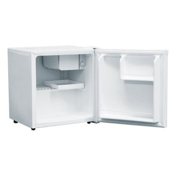Compare prices for AMICA FM061-3 Energy Rated 47.5cm 44L Capacity Tabletop Fridge in White