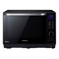 NNDS596BBPQ Free-Standing Combination Microwave with 27 Litre Capacity in Black