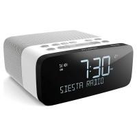 Siesta Rise S DAB+/FM Bedside Alarm Clock Radio