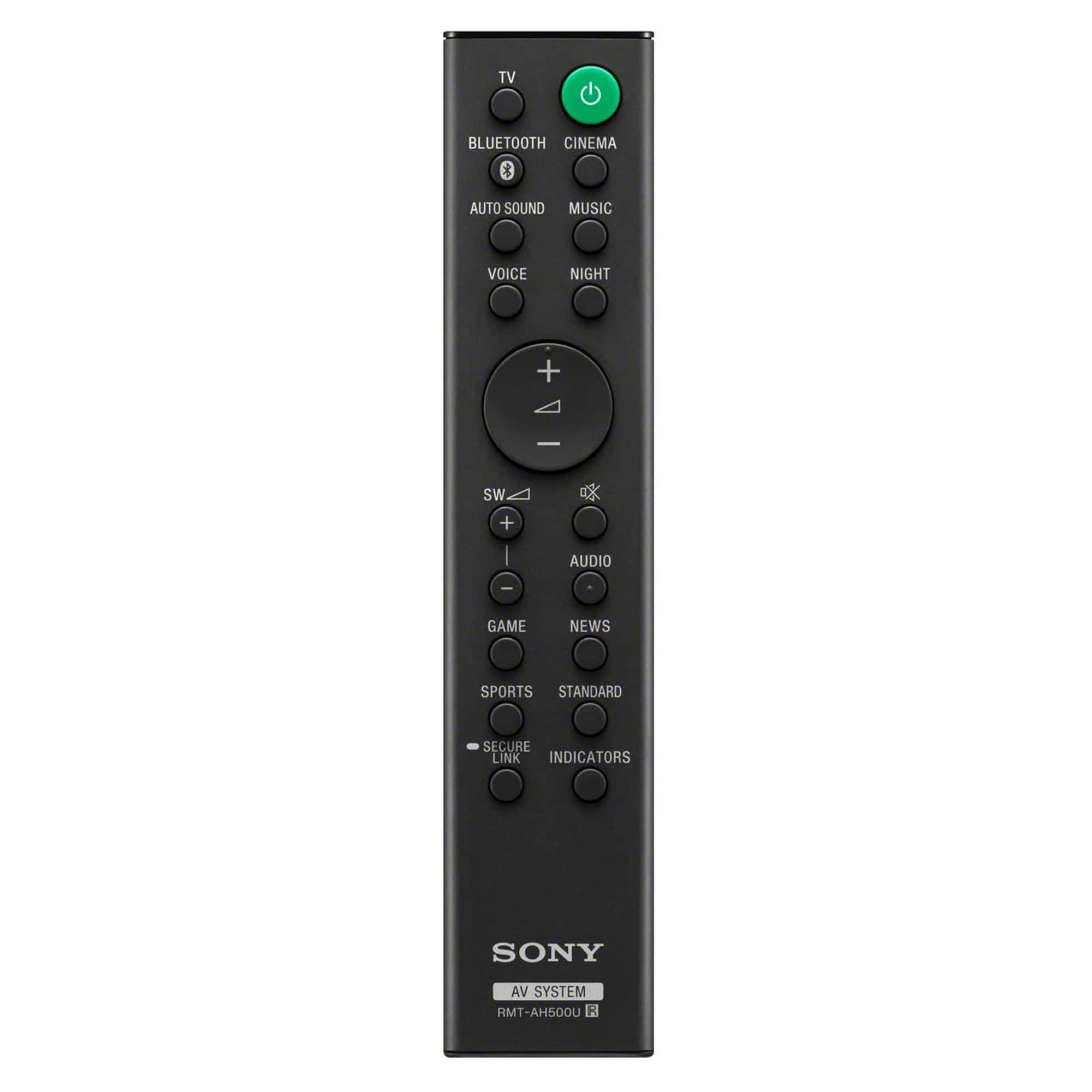Sony HTSD35 Bluetooth Soundbar with Wireless Subwoofer