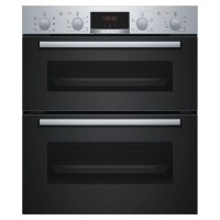 Serie 2 NBS113BR0B 81L Electric Built Under Oven