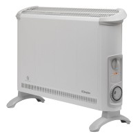 402TSTI 2kW Convector Heater with Timer - White