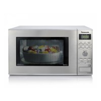 NNGD37HSBPQ 23L 1000W Microwave Oven with Grill