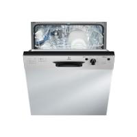 Indesit DPG 15B1 NX Built-in Dishwasher - Silver