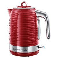 Image of Inspire 24362 Jug Kettle - Red, Red