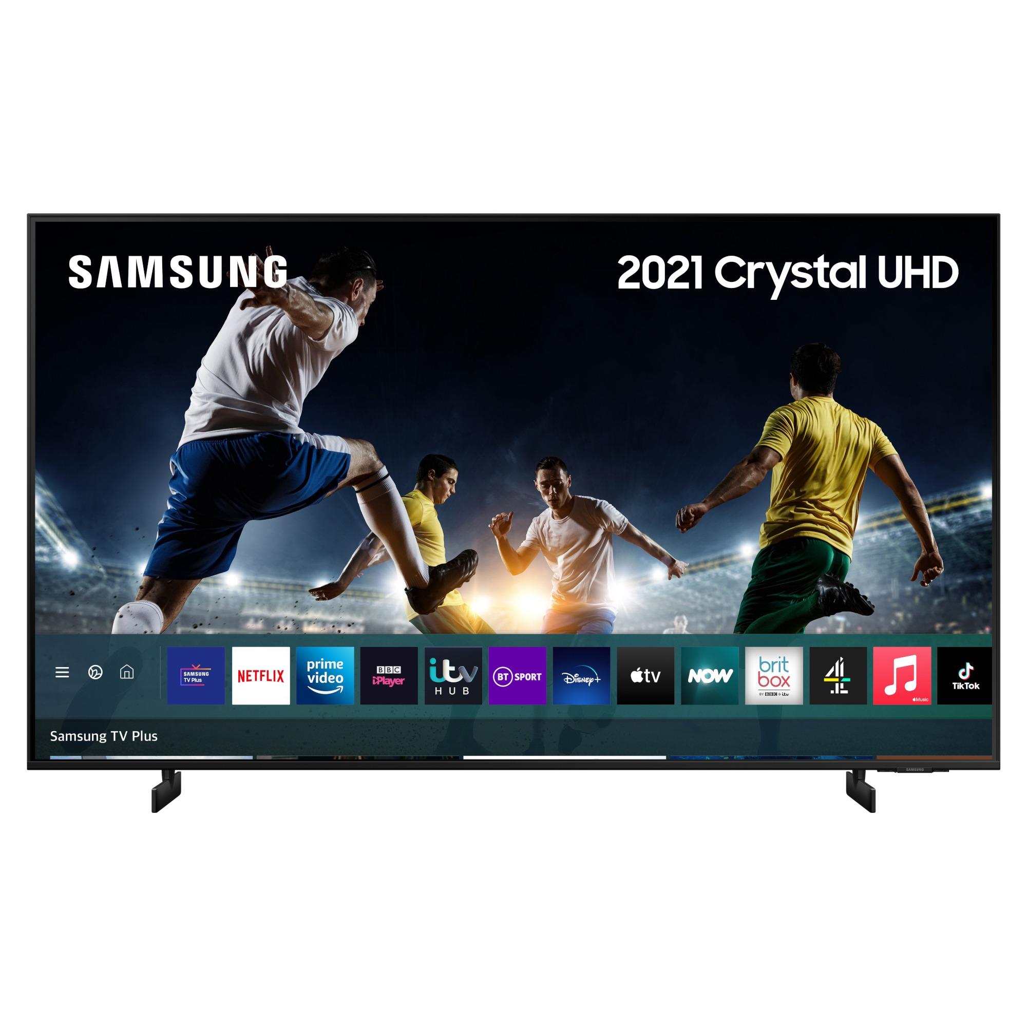 """Samsung UE43AU8000 43"""" AU8000 Crystal UHD 4K HDR Smart TV"""