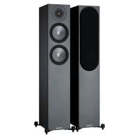 BRONZE 200 Floorstanding Speakers - Black