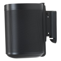 S1WM1021 Wall Mount for Sonos One with Tilt Mechanism in Black