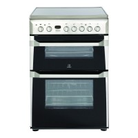 Image of Indesit ID60C2X 60Cm Double Oven